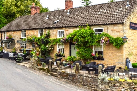Lunch at The Blacksmiths Arms & Ryedale