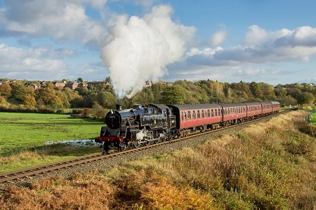Shop & Steam on the East Lancs Railway