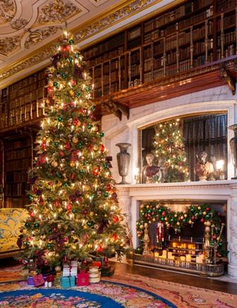 Christmas at Chatsworth House inc. Christmas Market